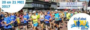 Klik voor de website van 27e Leiden Marathon