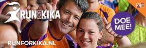 Klik voor de website van Run for KiKa Amsterdam