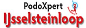 Klik voor de website van PodoXpert IJsselsteinloop